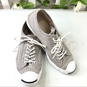 Converse Purcell Womens Sz 11 Grey Sneaker low top